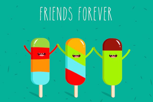 Dấu hiệu nào cho thấy một người là bạn tốt của bạn? 1