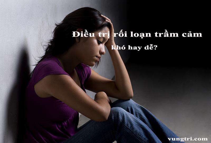 Rối loạn trầm cảm được điều trị như thế nào? 1