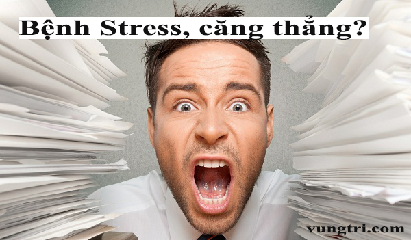 Khái niệm về căng thẳng, stress 1