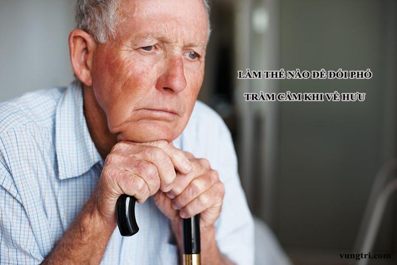 Thống kê về bệnh trầm cảm tuổi về hưu 1