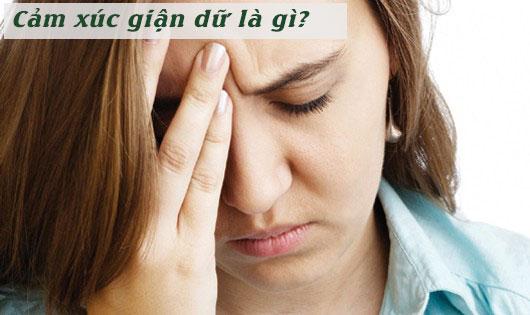 Cảm xúc giận dữ là gì? 1