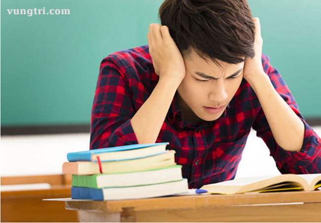 Lo lắng trước thi là gì? 1