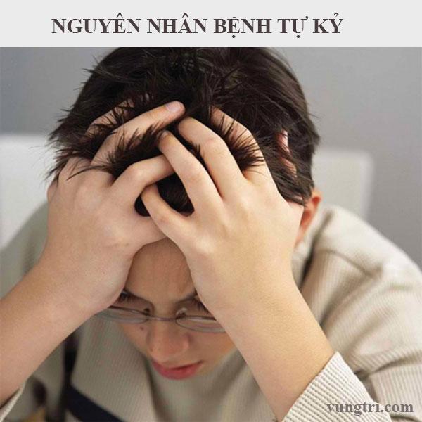 Nguyên nhân gây bệnh tự kỷ ở thanh thiếu niên 1