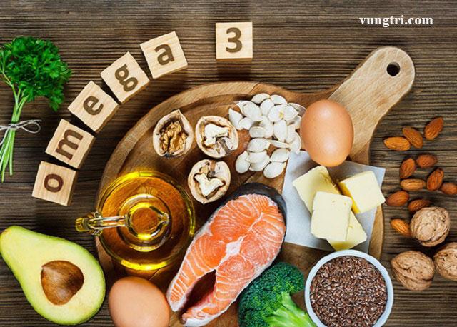 Sự thiếu hụt omega 3 trong cơ thể 1