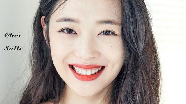 Choi Sulli (1994 - 2019) 1