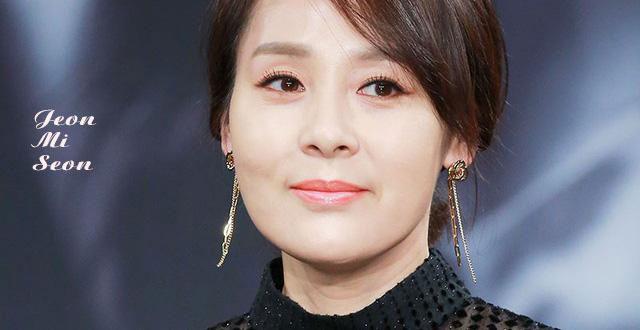 Jeon Mi Seon (1970 - 2019) 1