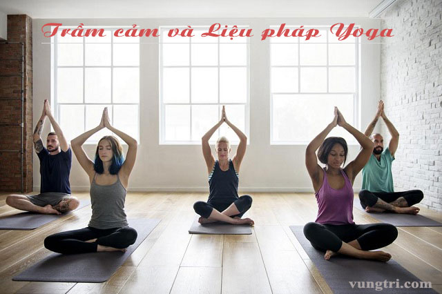 Những tác động tích cực của yoga với chứng trầm cảm 1