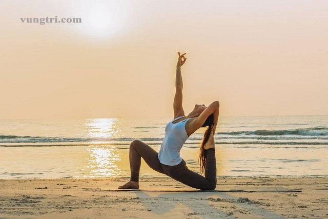 Yoga giúp giảm nồng độ hóc môn cao ở những người bị trầm cảm 1