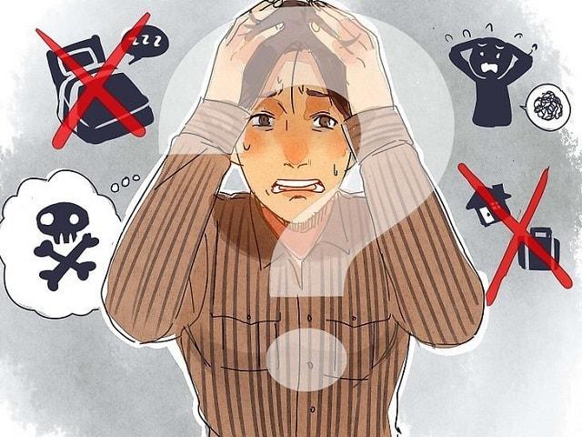 Bồn chồn lo lắng khó ngủ - dấu hiệu ban đầu của chứng rối loạn lo âu? 1