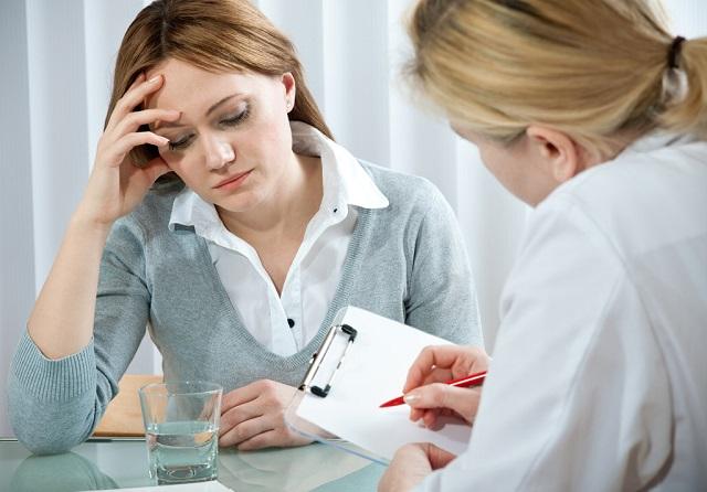 Đi khám bác sĩ tâm lý 1