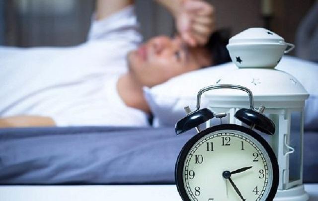 Khó ngủ hoặc ngủ không ngon giấc 1