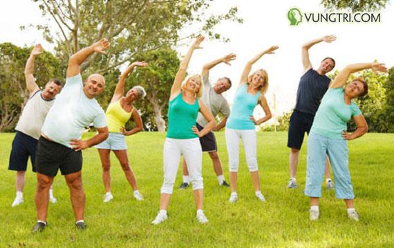 Tăng cường sức khỏe thể chất 1
