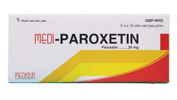 Thuốc paroxetine 1