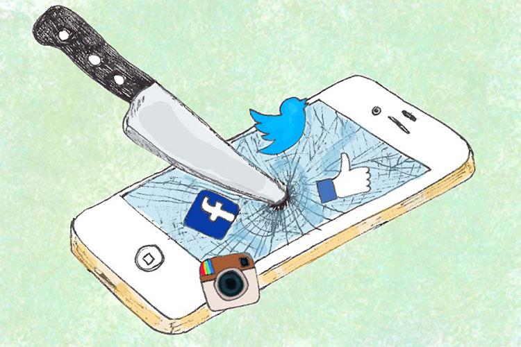Cắt giảm thời gian trên mạng xã hội 1