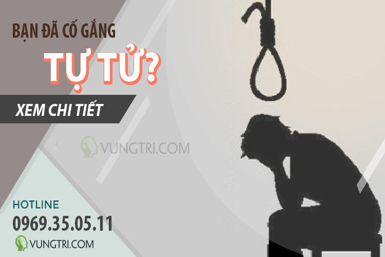 Bạn đã bao giờ cố gắng tự tử chưa? 1