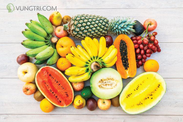 Ăn một chế độ ăn uống lành mạnh 1