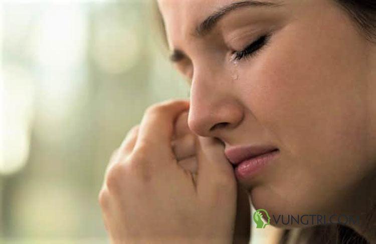 Những dấu hiệu nhận biết trầm cảm sau chia tay 2